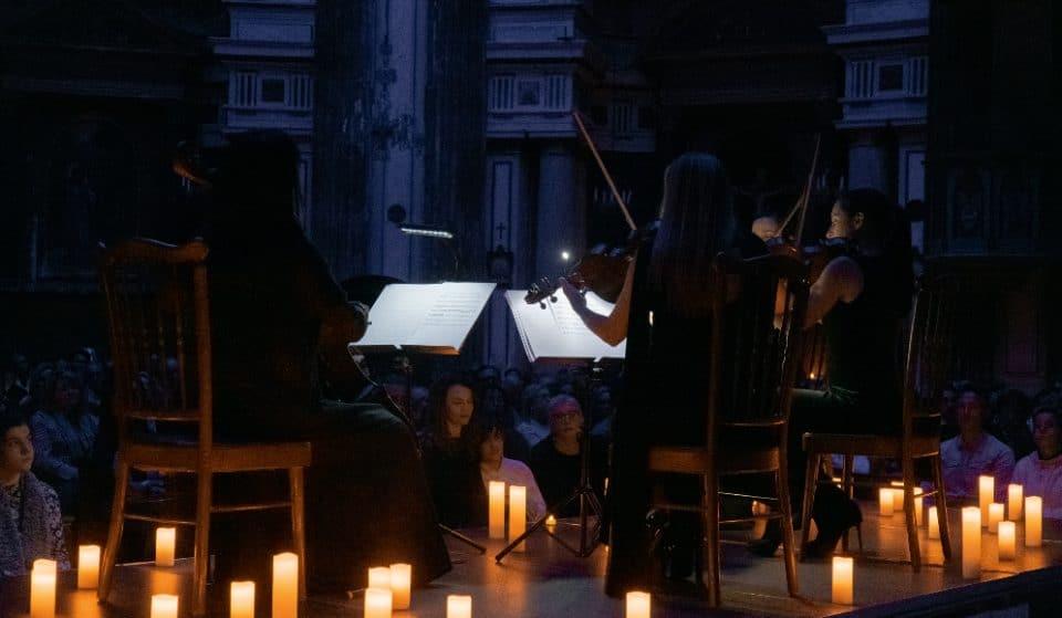 Candlelight Konzert mit Streichensemble und großartigen Film-Soundtracks